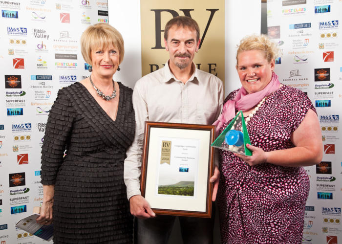 2014 winners Community Business Winner Longridge Community Gym