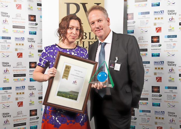 2014 winners Creative Business Winner Sarah Hicks Art (1)