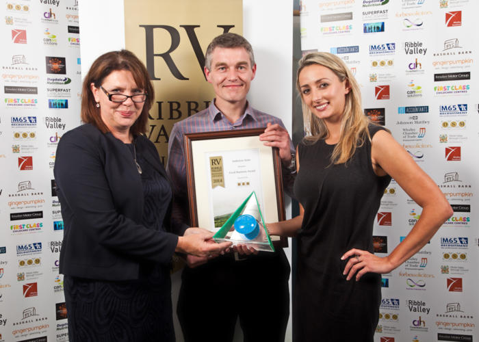 2014 winners Food Business Winner Assheton Arms