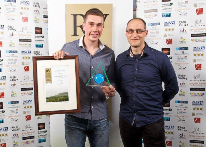 2014 winners Made In Ribble Valley Winner Inch Perfect Trials (1)