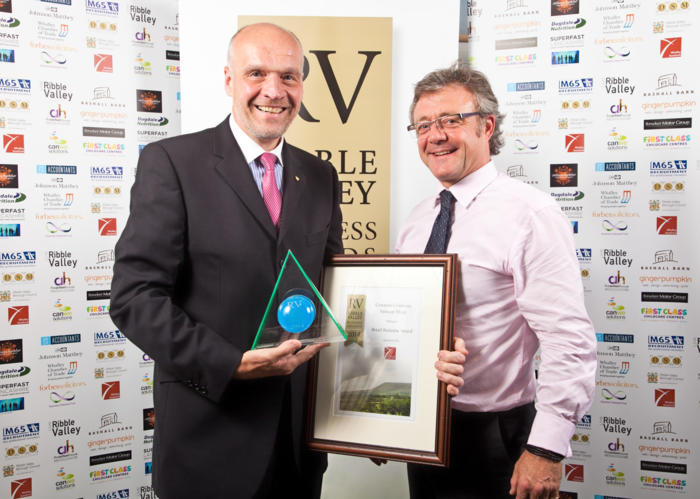 2014 winners Retail Business Winner Cowmans Famous Sausage Shop (1)