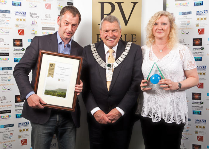 2014 winners Rural Business Winner Metcalfs Agricultural Engineering