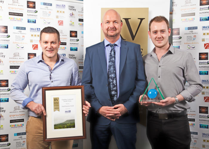 2014 winners Small Business Winner Dugdale Connected SMART Home (2)