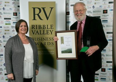 2015 winners Community Business 3 Winner (right) Whalley Community Hydro Graham Sowter
