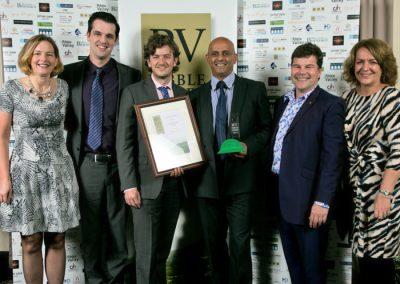 2015 winners Large Business 6 Winners Johnson Matthey
