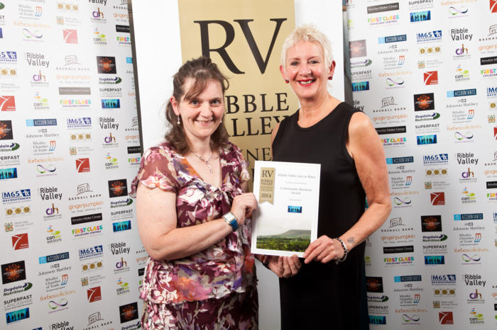 Community Business Finalist Ribble Valley Jazz and Blues