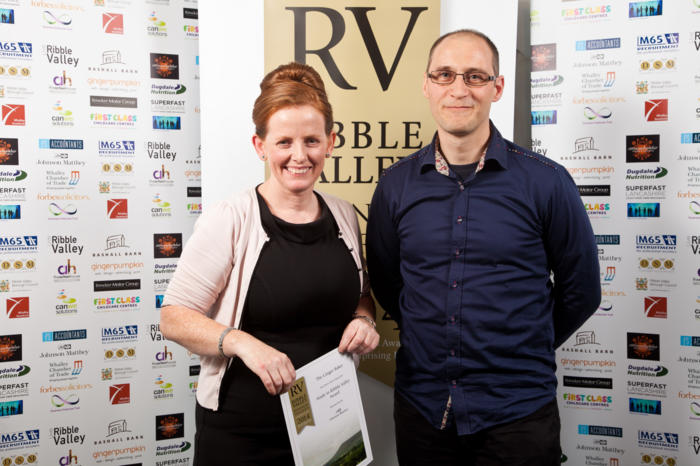 Made In Ribble Valley Finalist The Ginger Baker