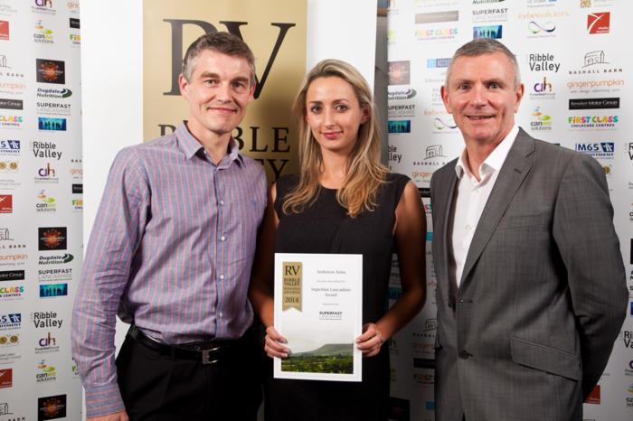 Superfast Lancashire Award Finalist Assheton Arms